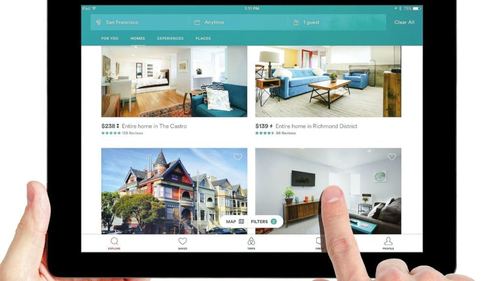 AirBNB Lookup