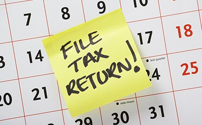 Individual Tax Return Deadlines What an SME owner needs to know