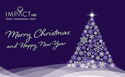 Merry Christmas from Impact HR