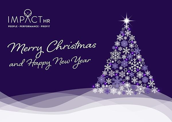 Merry Xmas Impact HR
