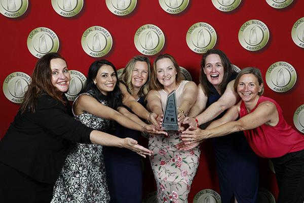 Impact HR Northern Beaches Business Awards Winner 2020